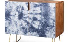 Strokes And Waves Credenzas