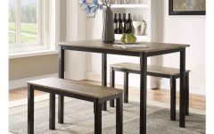 Rossiter 3 Piece Dining Sets
