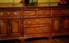 Antique Oak Sideboards