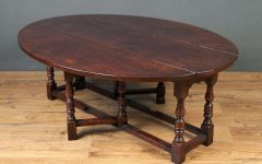 Jacobean Coffee Tables