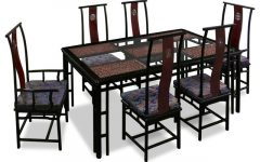 Asian Dining Tables