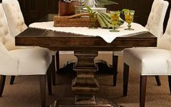 Extending Rectangular Dining Tables