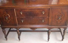 Antique Sideboards Buffets