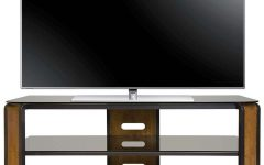 Wood Tv Stands with Glass