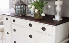Cream Kitchen Sideboards