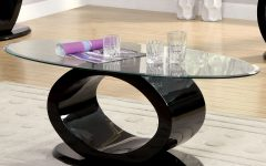 Strick & Bolton Totte O-shaped Coffee Tables