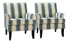 Bethine Polyester Armchairs (set of 2)