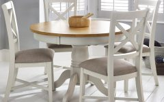 Extendable Dining Tables And 4 Chairs