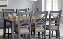Extendable Dining Tables And 6 Chairs