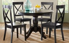 Nakano Counter Height Pedestal Dining Tables