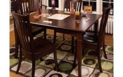 Chapleau Ii 7 Piece Extension Dining Tables With Side Chairs