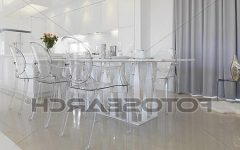 Clear Plastic Dining Tables