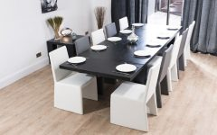 Contemporary Extending Dining Tables