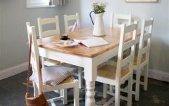 Ivory Painted Dining Tables