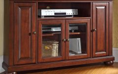 Mahogany Tv Stands