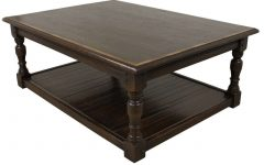 Dark Oak Coffee Tables