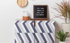 Beach Stripes Credenzas