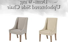 Magnolia Home Demi Flannel Wing Side Chairs