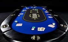 """48"""" 6 – Player Poker Tables"""