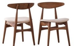Carly 3 Piece Triangle Dining Sets