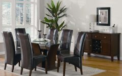 Dining Room Sets With Sideboards
