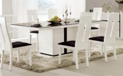 White Dining Suites
