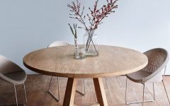 Lassen Round Dining Tables