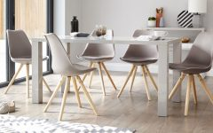 Dining Tables With Grey Chairs