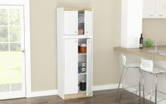 Elliana 4 Door Storage Kitchen Pantry