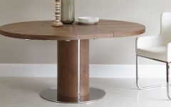 Extended Round Dining Tables