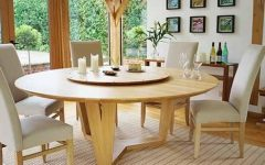 Circle Dining Tables