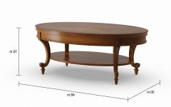 Gracewood Hollow Dones Traditional Cinnamon Round End Tables