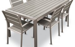 Outdoor Dining Table and Chairs Sets