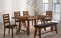Logan 6 Piece Dining Sets