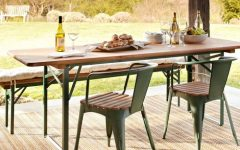 Folding Outdoor Dining Tables
