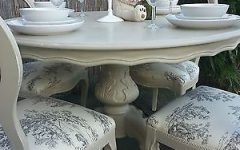 French Chic Dining Tables
