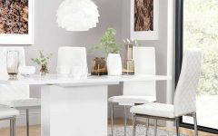 White Dining Tables Sets
