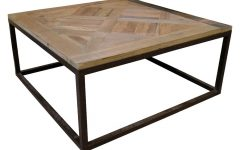 Parquet Coffee Tables