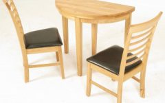 Half Moon Dining Table Sets