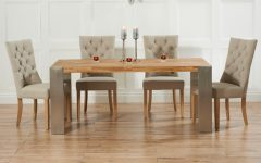Oak Dining Suite