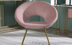 Grinnell Silky Velvet Papasan Chairs