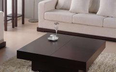 Dark Brown Coffee Tables