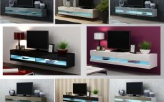 Illuminated Tv Stands
