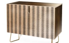 Multi Stripe Credenzas