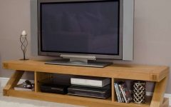 Oak Tv Stands For Flat Screen