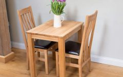 Two Seater Dining Tables