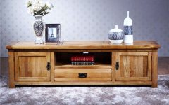 Honey Oak Tv Stands