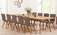 10 Seat Dining Tables And Chairs