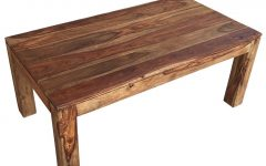 Idris Dark Sheesham Solid Wood Coffee Tables