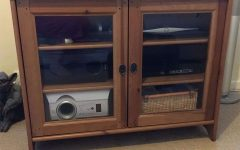 Tv Cabinets with Glass Doors